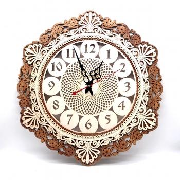 Часы Ажур