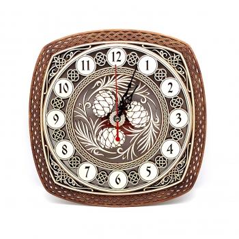 Часы Шишки